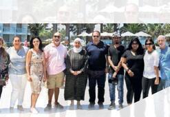 Arap bloggerlar Çeşme'yi tanıtıyor