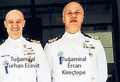 SAT'tan çıkan ilk amiraller