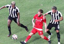 Altay-Balıkesirspor Baltok: 2-0