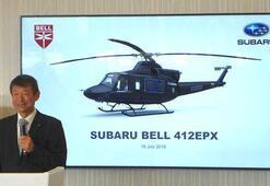 Subaru, Japon ordusu için helikopter üretecek