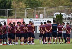 Trabzonspor, hazırlık maçında rakibi Cagliari