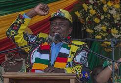 Zimbabvede seçimi Mnangagwa kazandı