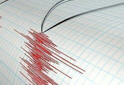 Çinde 5,1 büyüklüğünde deprem