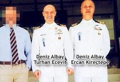 Kumpastan amiralliğe Terfi listesinde onlar da var