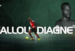 Fallou Diagne resmen Atiker Konyasporda