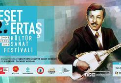 Neşet Ertaş Kültür Sanat Festivali başlıyor