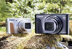 Canon PowerShot SX740 HS tanıtıldı: 40x optik zoom