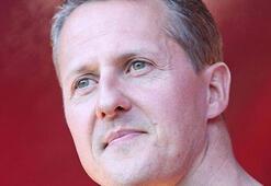 Schumacheri ziyaret etti Gizli bir konu...