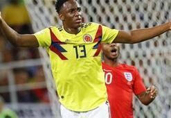 Manchester United 40 milyon euroya Yerry Mina transferini bitiriyor