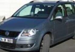 SÜRÜŞ İZLENİMİ  :  Yenilenen Volkswagen Touran 1.4 TSI