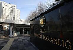 Son Dakika... ABDnin skandal kararına Türkiyeden sert yanıt
