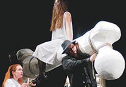 İstanbul Uluslararası Tiyatro Festivali başladı