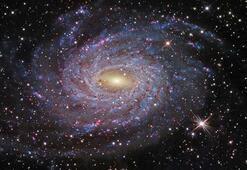 Hubble, Samanyolunun ablasını görüntüledi