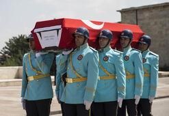 Eski milletvekili Göksel için TBMMde cenaze töreni