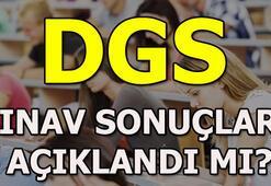 DGS sonuçları ne zaman açıklanacak ÖSYM duyurdu 2018 DGS sonuçları...