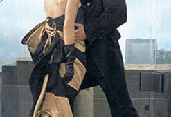 Carrie ve Mr. Big'in aşkının resmidir