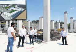 'İzmir'in çekim merkezi olacak'