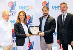 Türkiye Yelken Federasyonu'na büyük destek