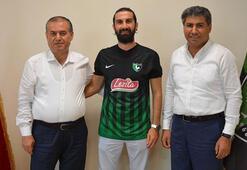 Denizlispor, Furkan Şekeri transfer etti