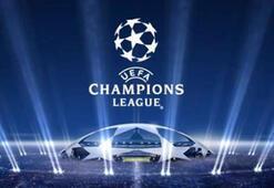 UEFA Şampiyonlar Liginde 3 maç oynandı