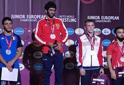 Cihat Liman bronz madalya kazandı
