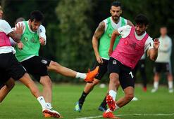 Beşiktaş, B36 Torshavn maçı hazırlıklarını sürdürdü