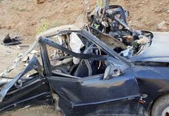 PKKdan kalleş saldırı Eşi ve 11 aylık bebeği...