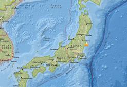 Japonyada 5.4 büyüklüğünde deprem
