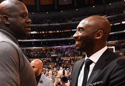 Shaquille ONeal: Duyduğuma göre Kobe dönüyor...