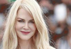 Cesur güzel Nicole Kidman