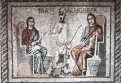 Zeugma mozaiklerine diplomatik koruma