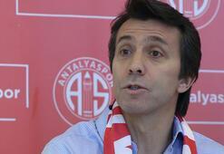 Antalyaspor zor durumda Bülent Korkmaz idmanı iptal etti...