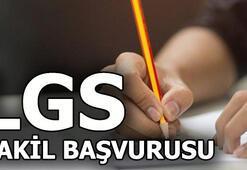 LGS nakil başvuruları başladı mı LGS nakil işlemi ne zaman yapılacak