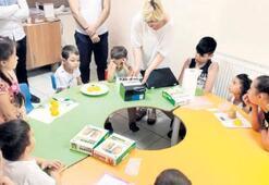 Özel çocuklar için işbirliği
