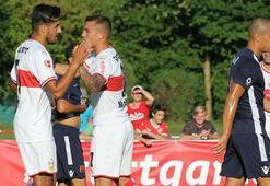 Stuttgart - Medipol Başakşehir: 3-1