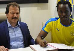 MKE Ankaragücü, Kone ve Kehinde ile sözleşme imzaladı
