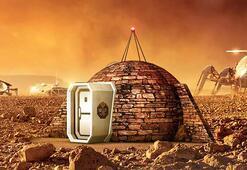 NASA Marsta yaşam için yapılan konut projelerini tanıttı