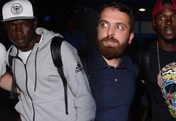 Toure ve Ayuk Trabzonspor için Türkiyeye geldi