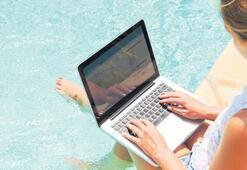 İnternete yazlık ayarı