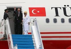 Cumhurbaşkanı Erdoğan Zambiyadan ayrıldı