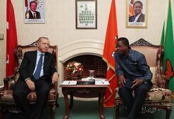 Cumhurbaşkanı Erdoğan: Zambiyaya doğrudan uçuşlar başlayacak