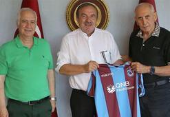 Namoğlundan Trabzonspora ziyaret