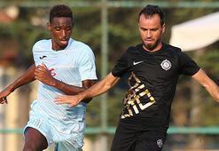 Osmanlıspor - Zira: 0-1