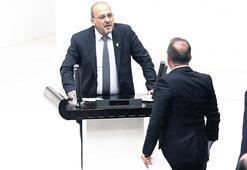 AK Parti'den Şık'a tazminat davası