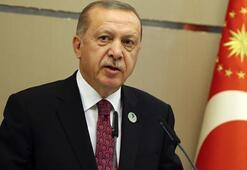 Cumhurbaşkanı Erdoğan: Aşacağımız çok büyük tepeler var