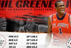 Gaziantep Basketbola ABDli oyuncu