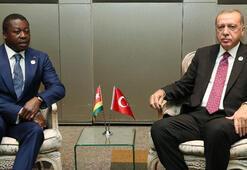 Cumhurbaşkanı Erdoğan, Güney Afrika Cumhuriyetinde