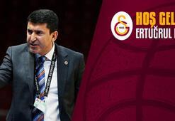 Galatasarayda Ertuğrul Erdoğan sözleşmeyi imzaladı