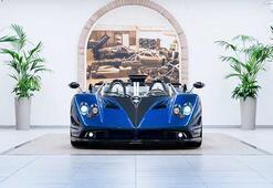 Dünyanın en pahalı arabası tam 17.5 milyon dolar: Pagani Zonda HP Barchetta