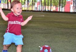 Dünyanın en genç transferi Bordo çalışmalara başladı